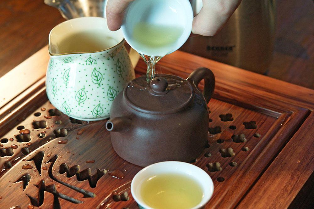 Заварить монастырский чай